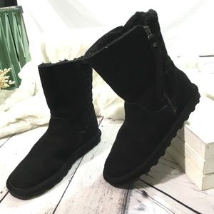 Bearpaw Lindsay quilted boots
